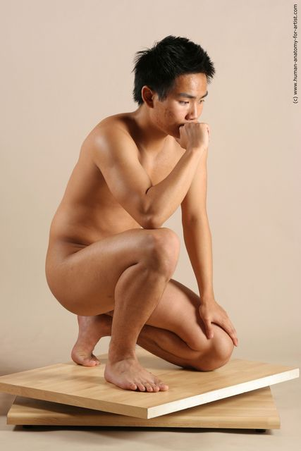 male art models nude asian