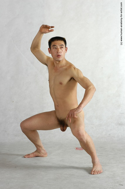 Think, that Asian naked martial arts consider
