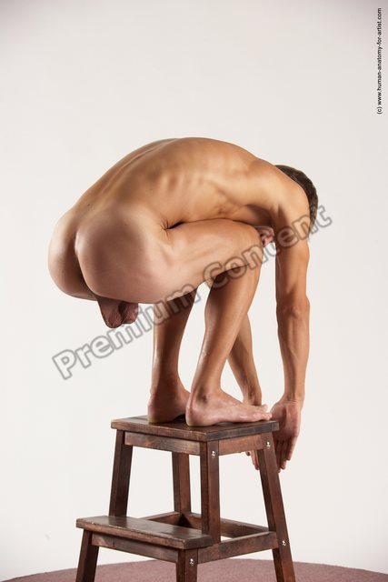 Male bent over naked pics — photo 8