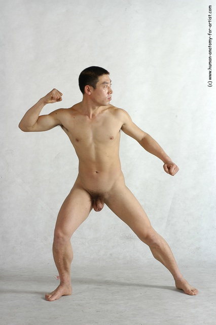 Asian Naked Martial Arts - Porn Pictures-6243