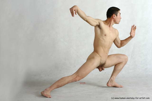 Intelligible message Asian naked martial arts