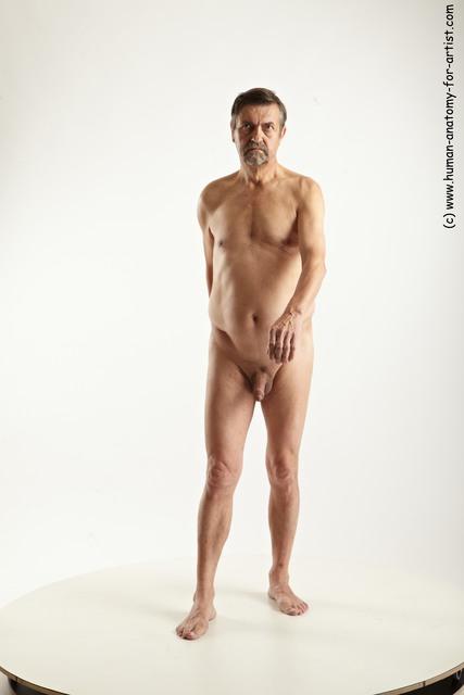 Average Nude Men 107