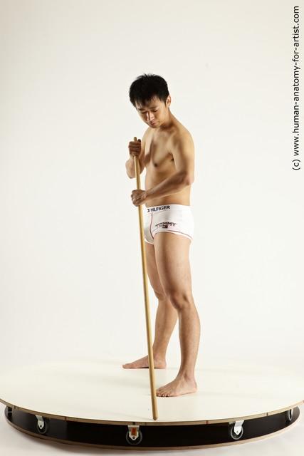 Underwear Man Multi angles poses