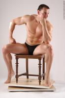 Photo Reference of ivan sitting pose 01