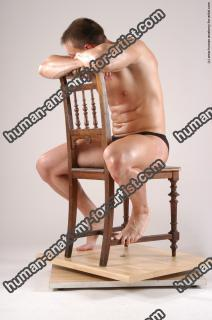 Photo Reference of ivan sitting pose 14