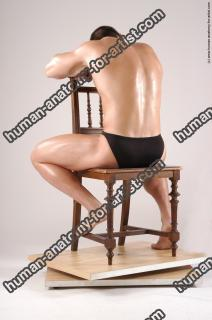 Photo Reference of ivan sitting pose 16