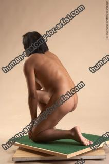 Photo Reference of edwin kneeling pose 66