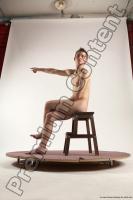 Photo Reference of justin sitting pose 35c