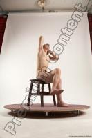 Photo Reference of justin sitting pose 32c