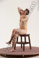 Photo Reference of justin sitting pose 26b