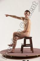 Photo Reference of justin sitting pose 35b