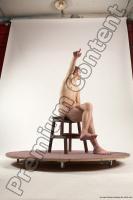 Photo Reference of justin sitting pose 40c
