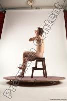 Photo Reference of justin sitting pose 27c
