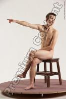Photo Reference of justin sitting pose 34b