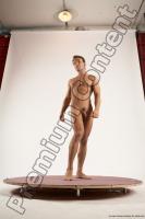 Photo Reference of herbert standing pose 09c