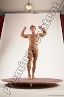 Photo Reference of herbert standing pose 01c