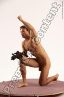 Photo Reference of herbert fighting pose 10b
