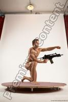 Photo Reference of herbert fighting pose 08c