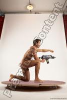 Photo Reference of herbert fighting pose 07c