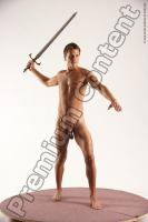 Photo Reference of bretislav fighting pose 10b