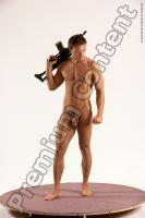 Photo Reference of herbert fighting pose 02b