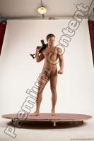 Photo Reference of herbert fighting pose 02c