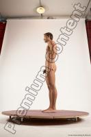 Photo Reference of herbert standing pose 03c