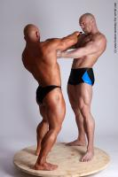 Photo Reference of duo pose 12