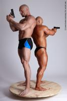 Photo Reference of duo pose 24