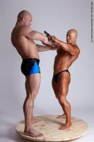 Photo Reference of duo pose 16