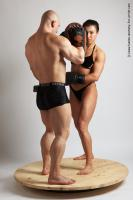Photo Reference of duo pose 11