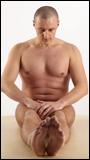 Gregor Sitting