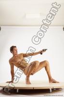 Photo Reference of bretislav fighting pose 02c