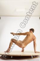 Photo Reference of bretislav fighting pose 10c
