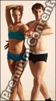 Samba reference poses