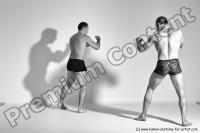 Photo Reference of fighting reference pose 07