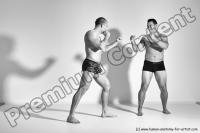 Photo Reference of fighting reference pose 08