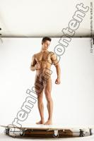 Photo Reference of standing reference pose of