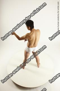 Photo Reference of moses fighting pose 10