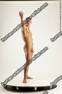 Photo Reference of exner standing pose 04