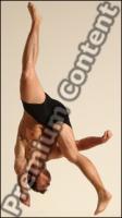 Karate reference poses of Zdenek