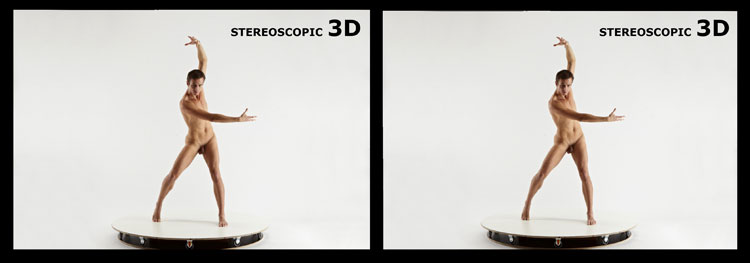 Stereoscopic photos